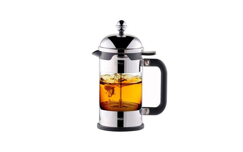 Çajnik qelqi me vetëshërbim me filter 350ml