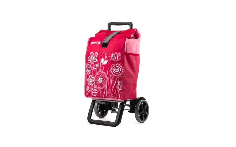 Gimi Rolling Karrocë Dore për Blerje Ngjyrë e Kuqe