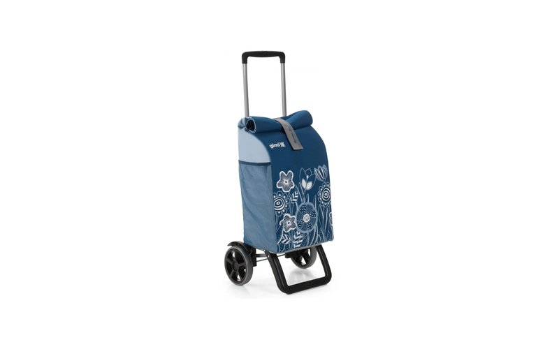 Gimi Rolling Karrocë Dore për Blerje Ngjyrë Blu