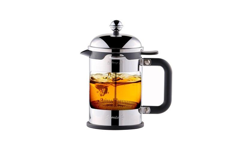 Çajnik me Filtër për Vetëshërbim 600 ml