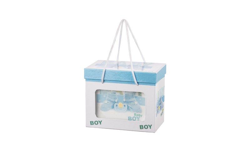 Baby Boy Set Servirje për Djem