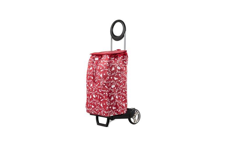 Gimi Easy Karrocë Dore për Blerje Ngjyrë e Kuqe