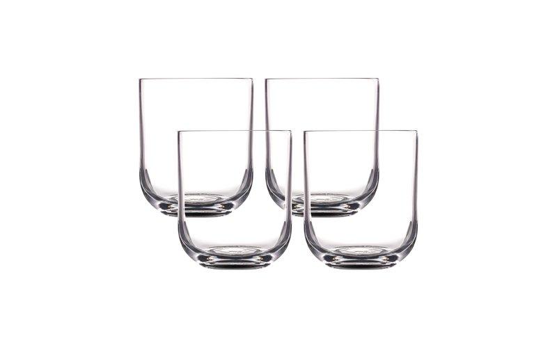 Luigi Bormioli Sublime Whisky Gota pa Fron 35 cl 4 Copë