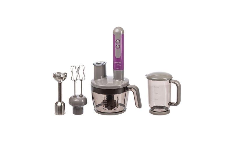 Korkmaz Mia Purple Blender Grirëse Kuzhine Elektrike