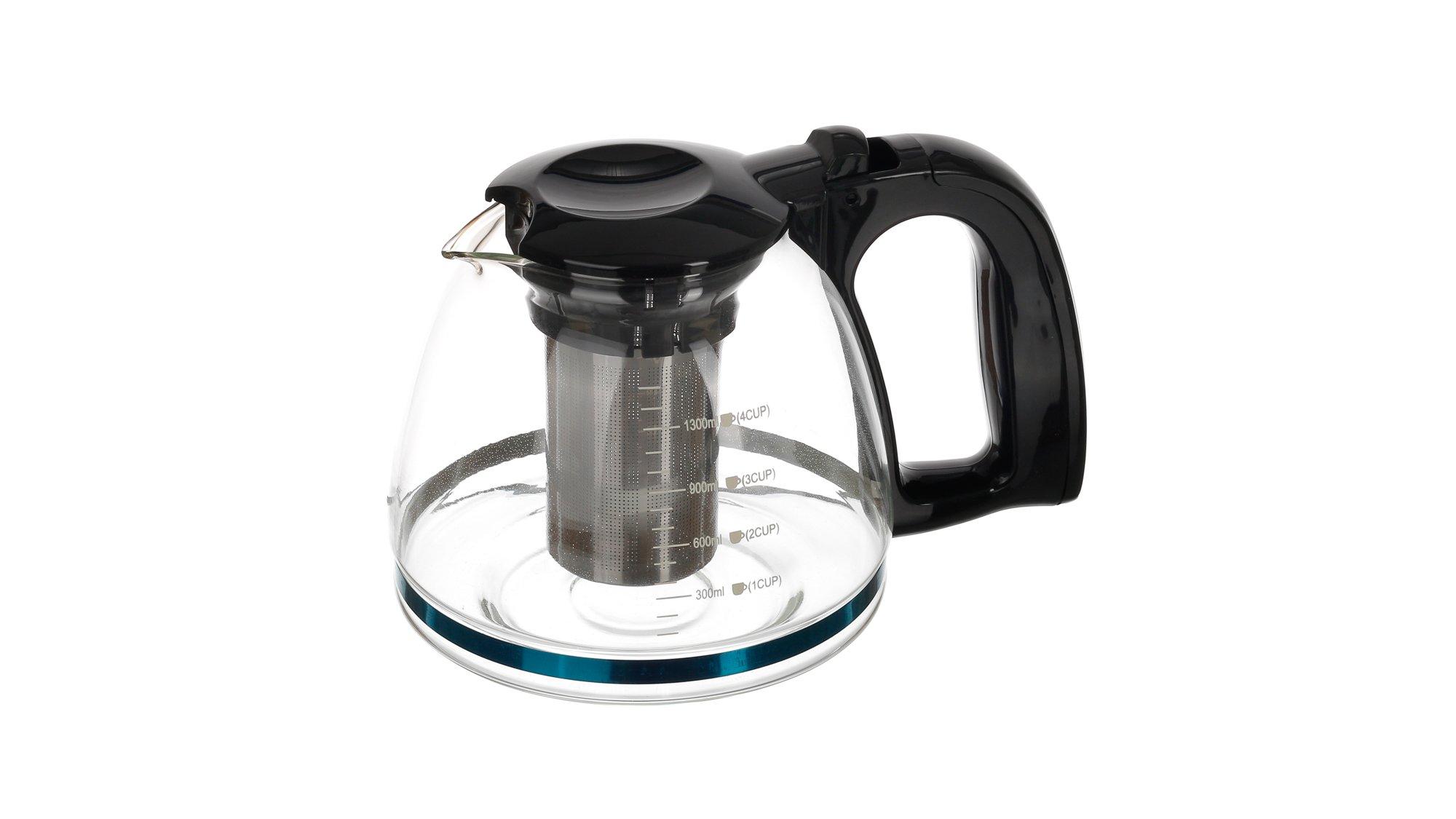 Çajnik Ebaniti Black 1,5 LT