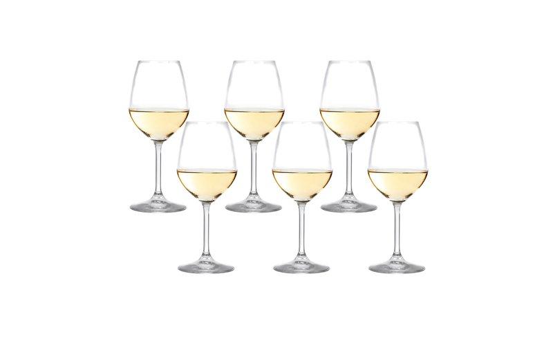 Bormioli Rocco Divino Gotë Vere 44.5 cl, 6 Copë