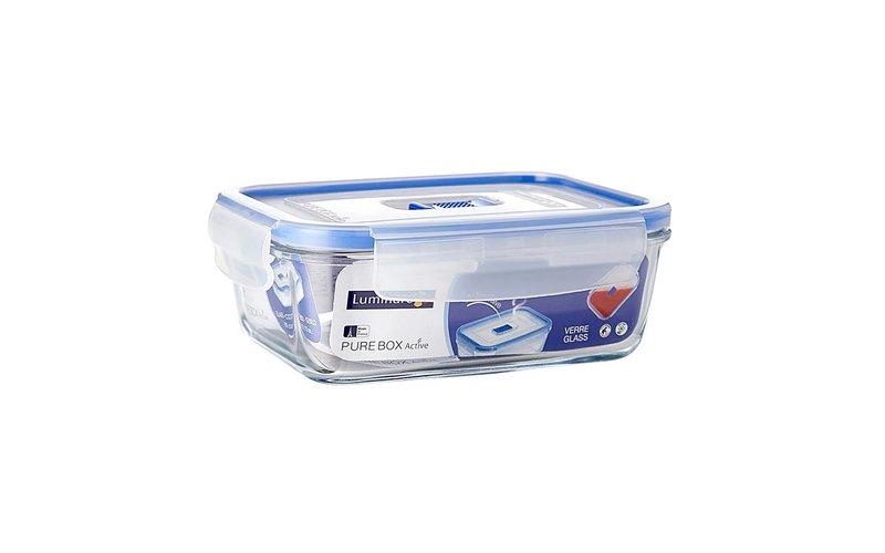 Luminarc Pure Box Tas Drejtkëndor 82 cl, 1 Copë