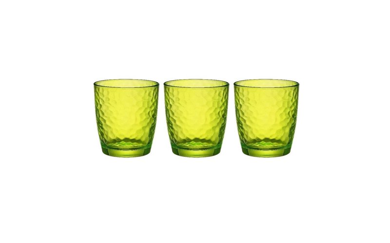 Bormioli Rocco Palatina Green Gota pa Fron 32 cl 3 Copë