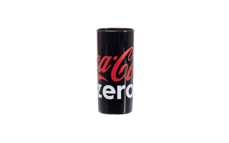 Luminarc Red n Black Coca-Cola Gotë 27 cl, 1 Copë