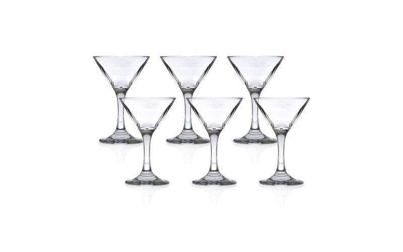 Borgonovo Martini Gotë Pije me Fron 10 cl 6 Copë