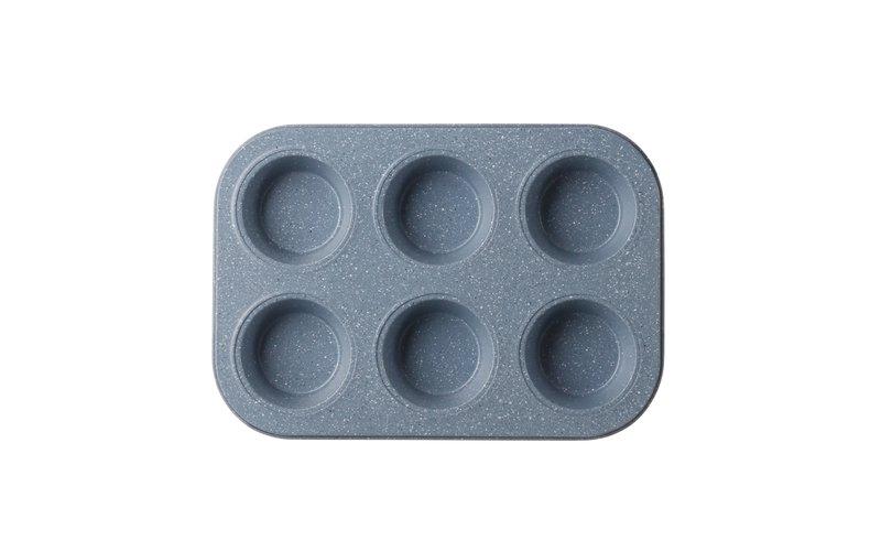 Formë Ëmbëlsire Muffin Me 6 Vende, 26 x 18 cm