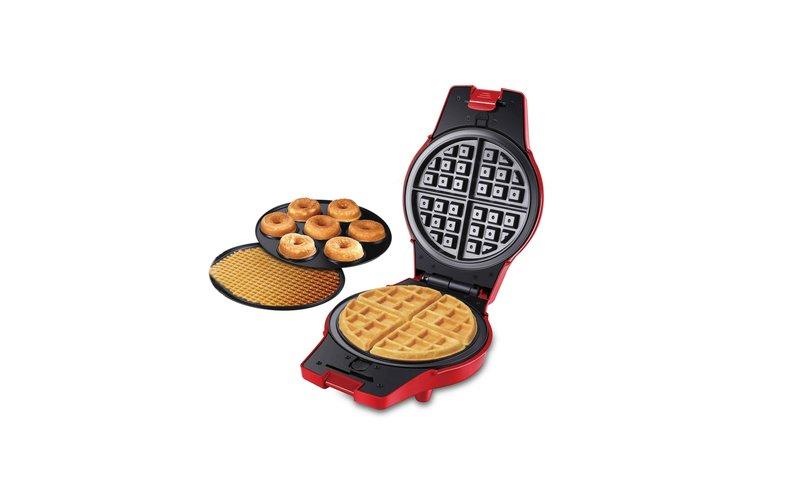 Sonifer Waffle Tostier 3në1, 1000W, SF-6083