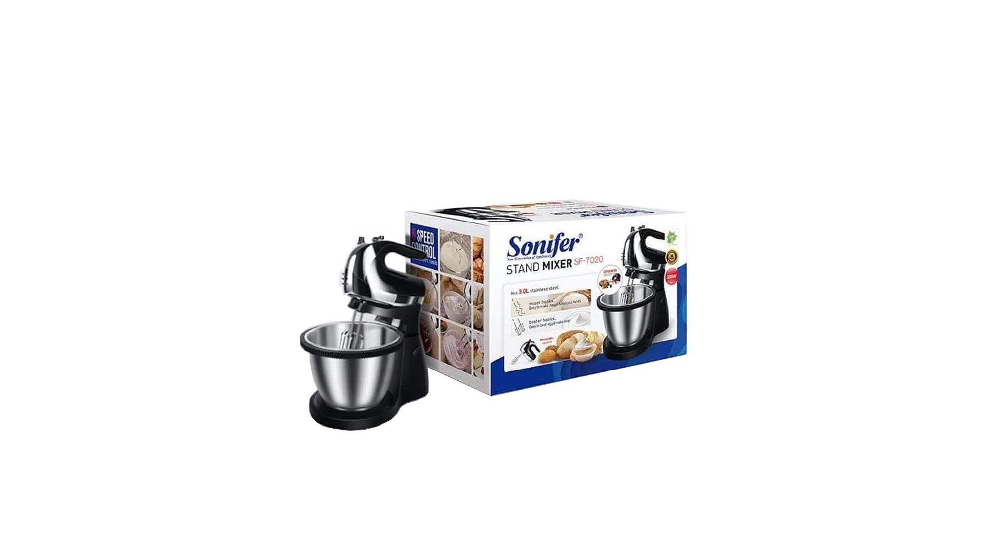 Sonifer Mixer me Korent, 200W, SF-7020
